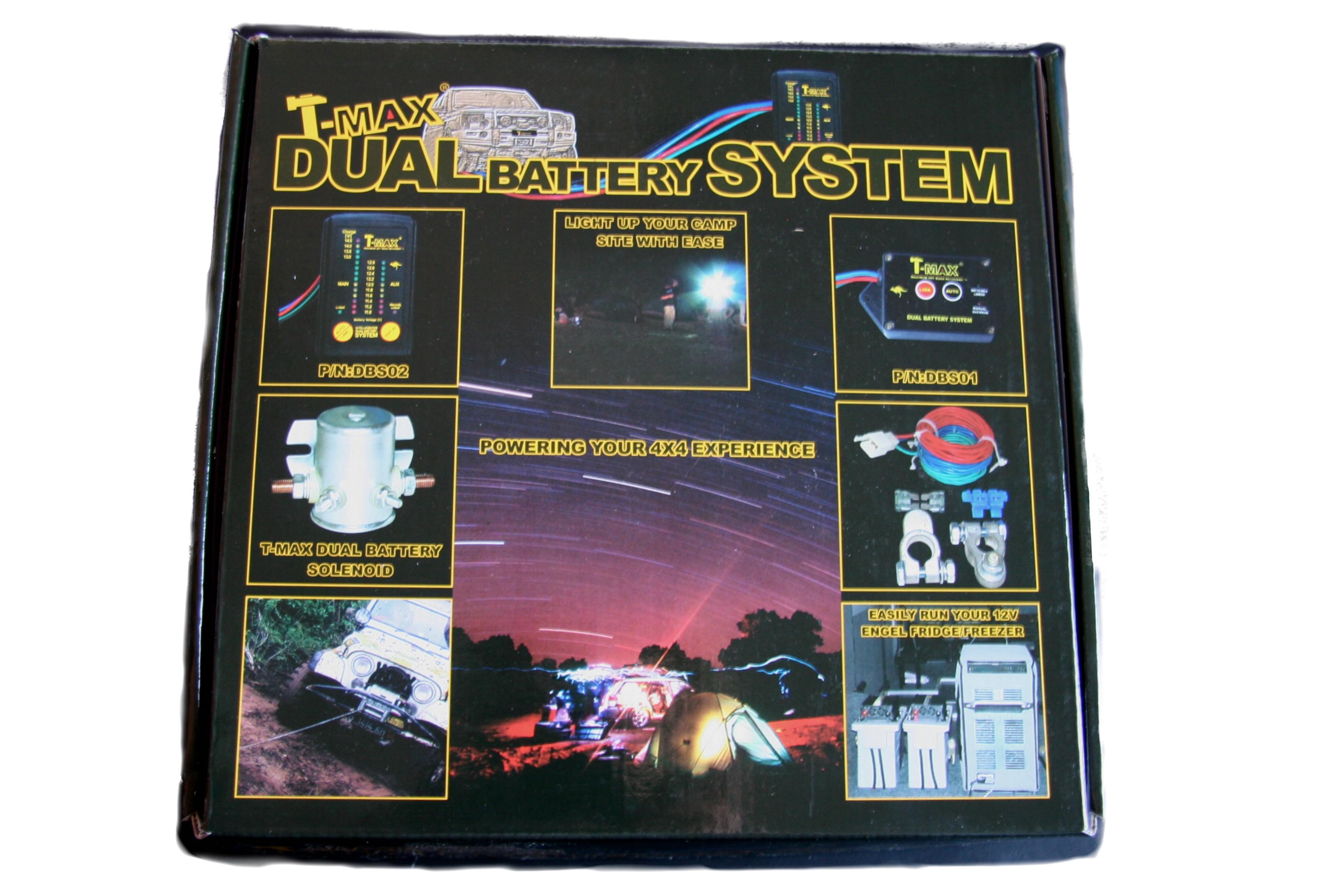 System dwu-akumulatorowy