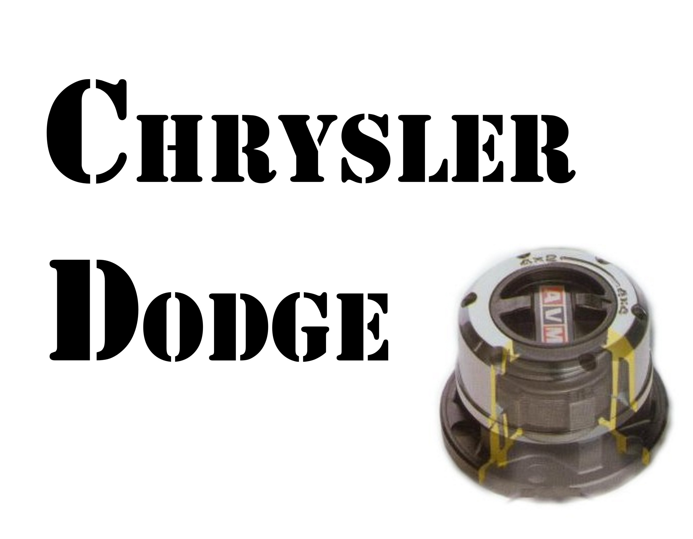 CHRYSLER / DODGE