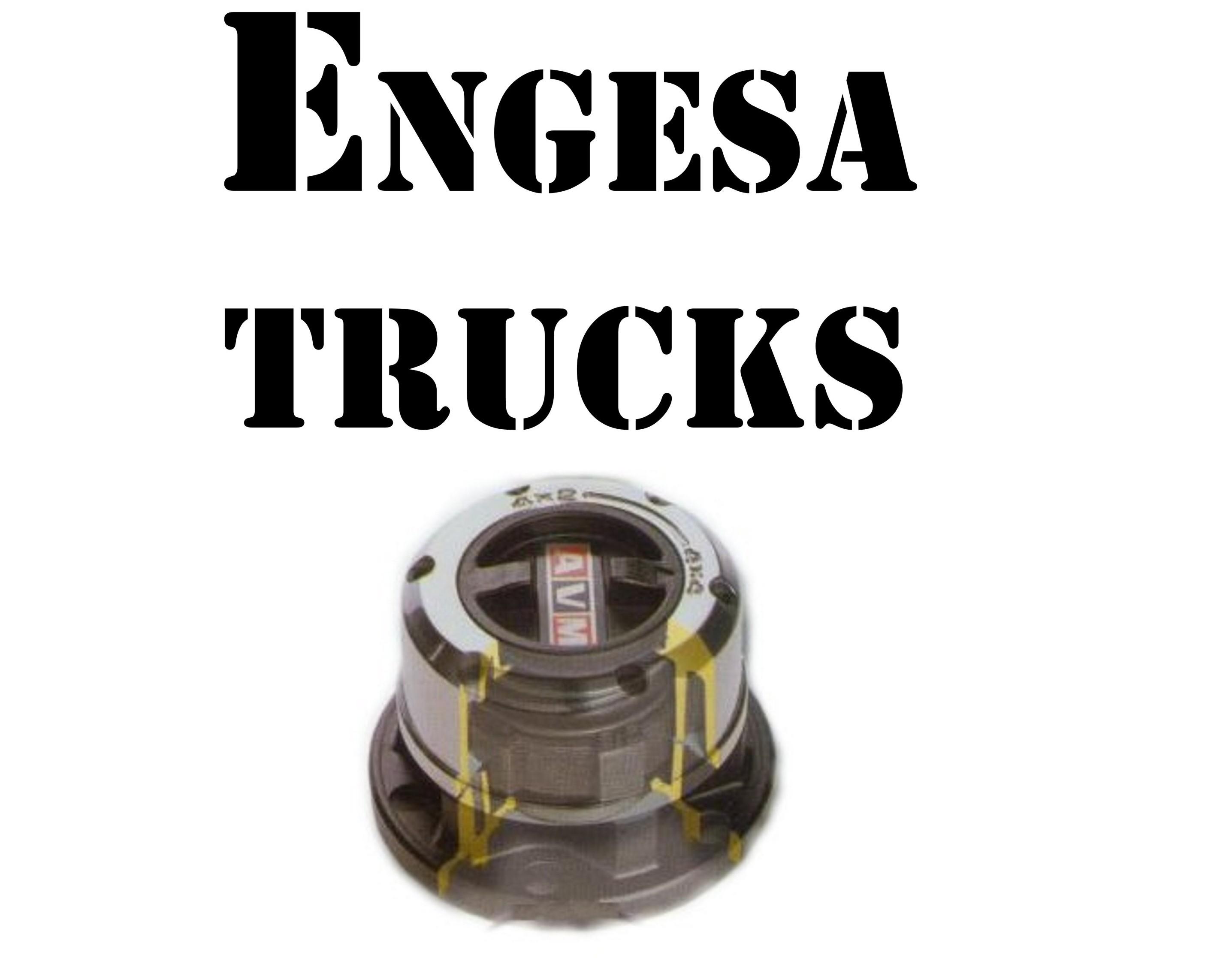 ENGESA TRUCKS