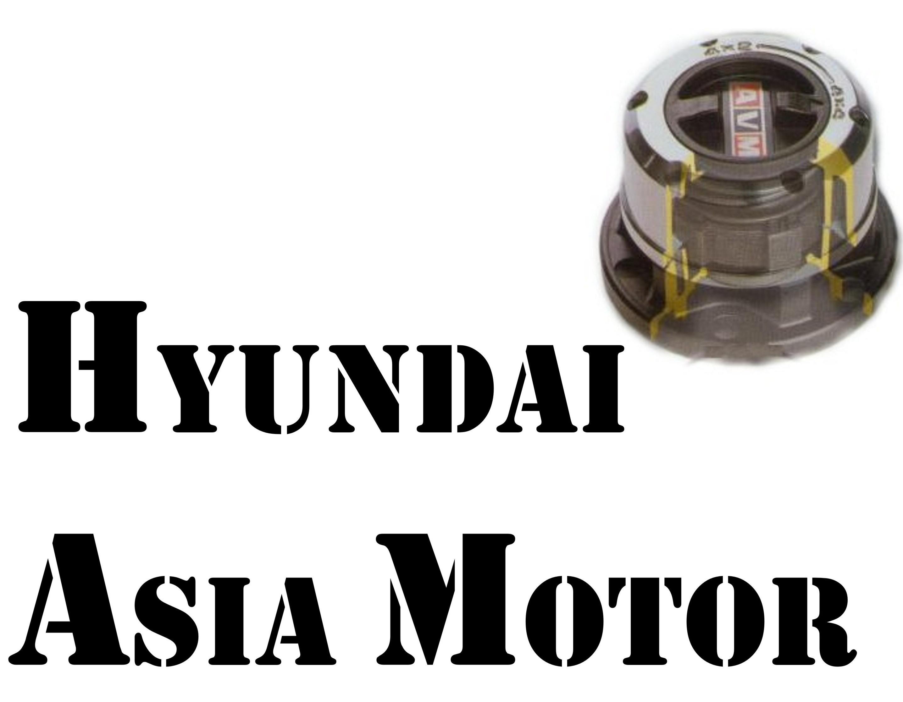 HUNDAI / ASIA MOTOR
