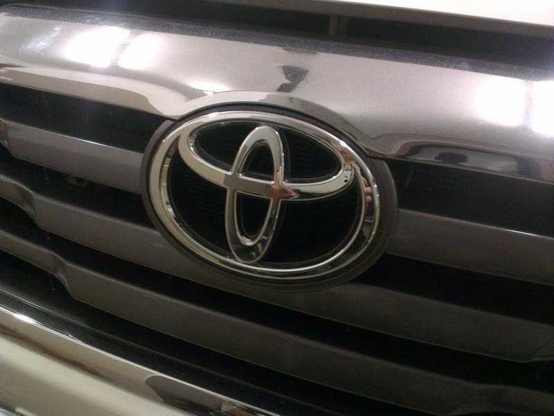 Toyota: części zamienne