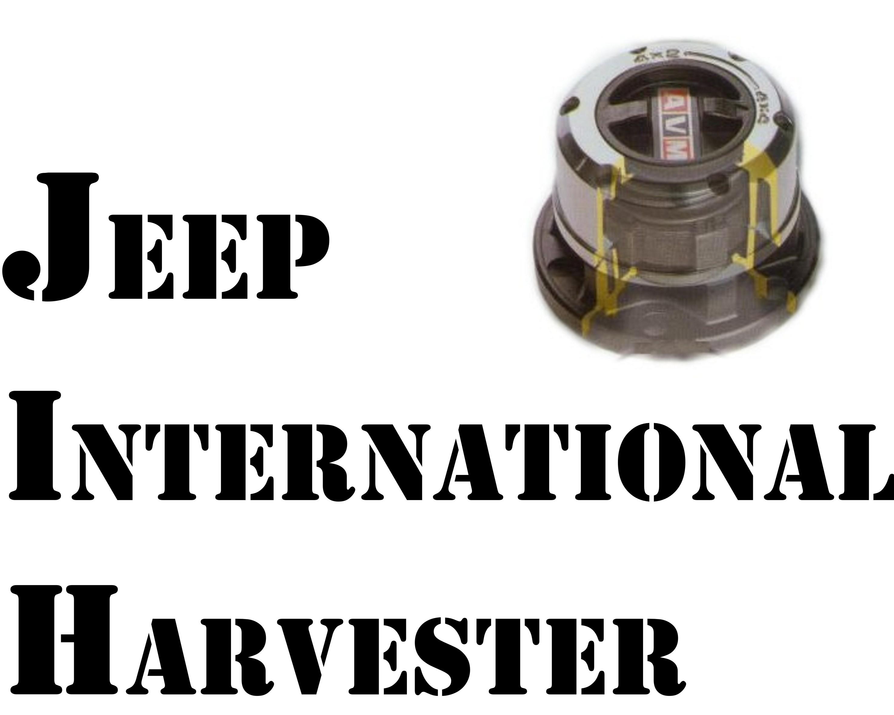 JEEP / INTERNATIONAL