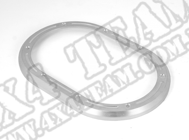 Ramka ozdobna lewarka skrzyni manualnej 07-10  Jeep Wrangler JK