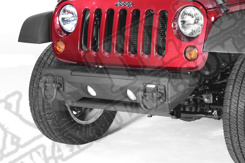 Końce zderzaka All Terrain 07-15 Jeep Wrangler JK