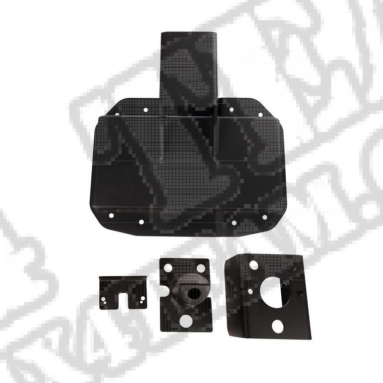 Uchwyt koła zapasowego Spartacus HD Tire Carrier, Jeep Wrangler JL