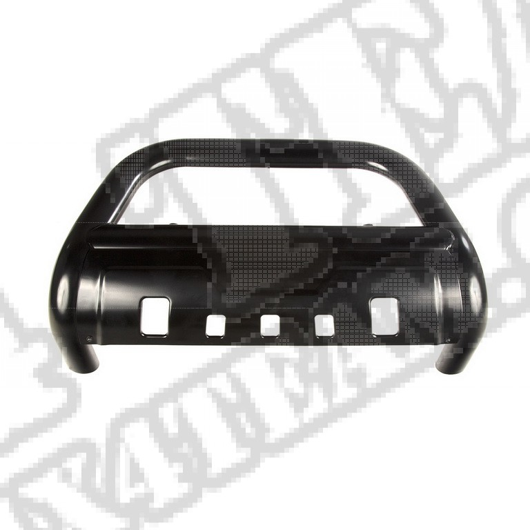 Bull Bar, 3.5 cala, czarny; 18-18 Jeep Wrangler JL