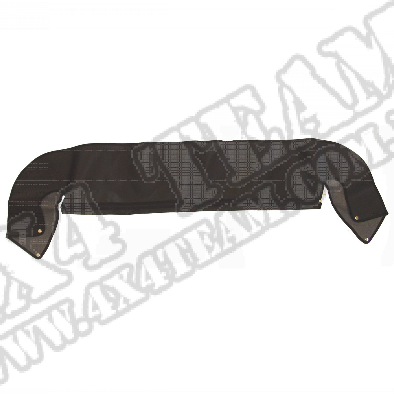 Pokrowiec na miękki dach, black denim, 92-04 Jeep Wrangler