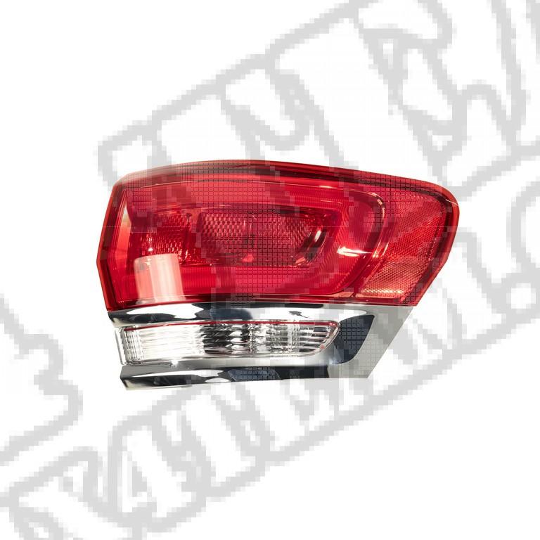 Lampa tylna prawa, 14-18 Jeep Grand Cherokee