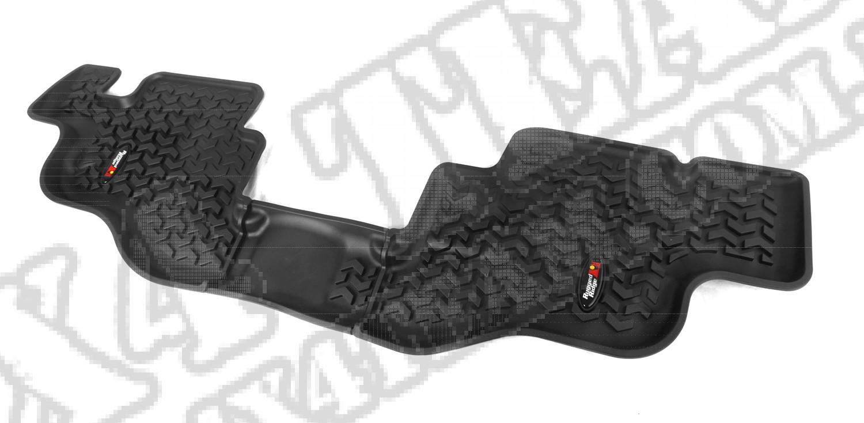 Dywanik Tył, czarny, 76-95 CJ-7/Wrangler (YJ)