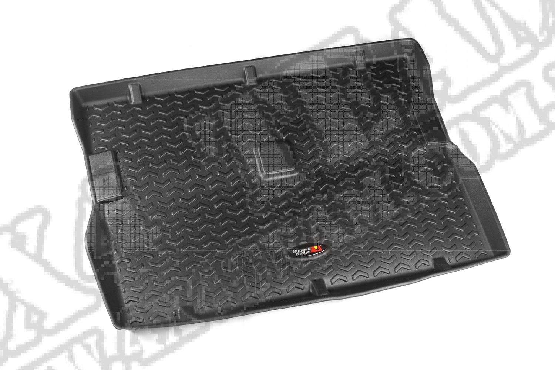 Dywanik bagażnika, czarny, 97-06 Jeep Wrangler/Unlimited (TJ/LJ)