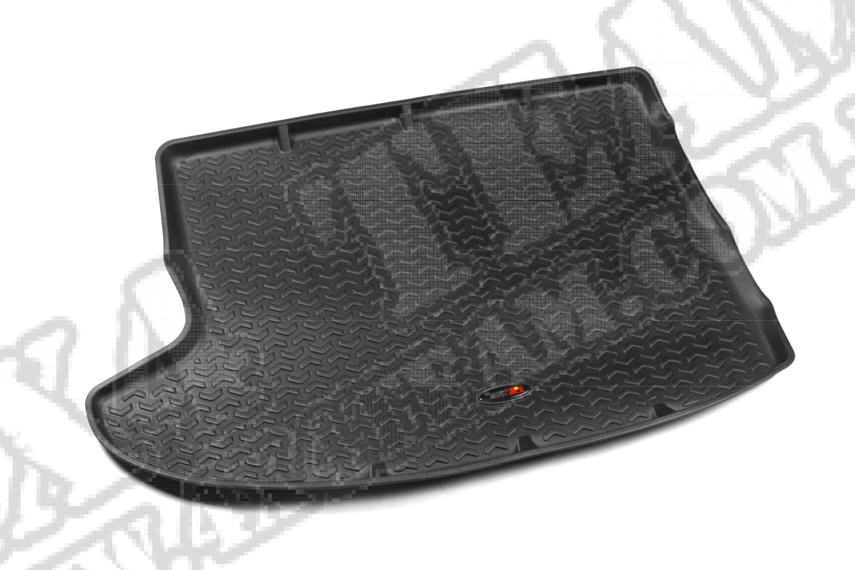 Dywanik bagażnika, czarny, 07-14 Jeep Patriot/Compass (MK)