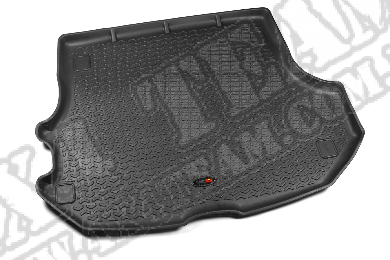 Dywanika bagażnika, czarny, 99-04 Jeep Grand Cherokee (WJ)