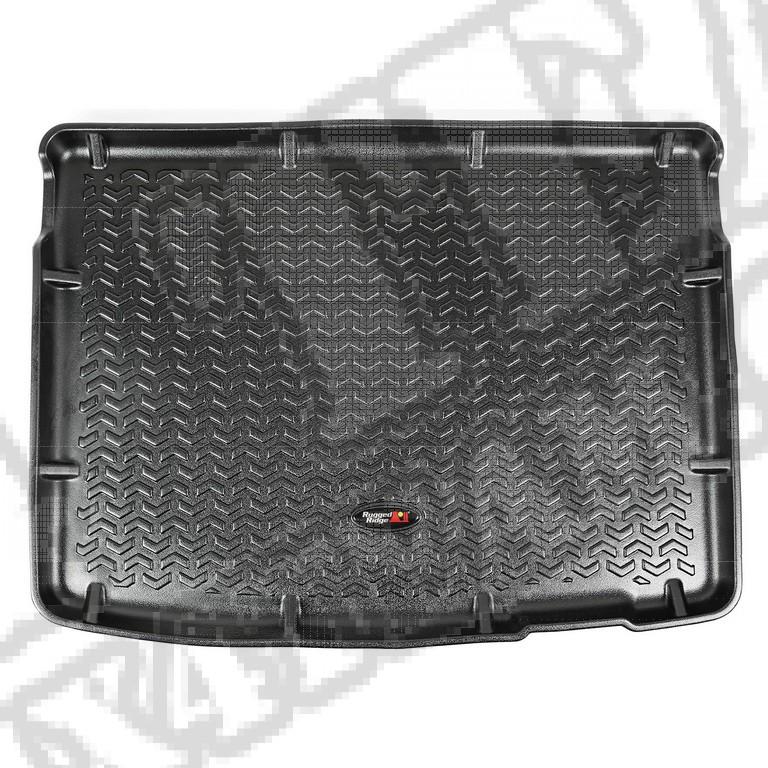 Dywanik bagażnika, Czarny; 15-16 Jeep Renegade BU
