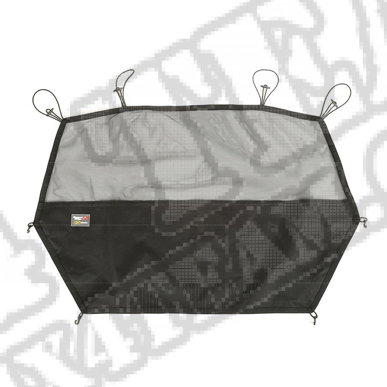 Kurtyna C2 Cargo Curtain, tylna; 07-18 Jeep Wrangler Unlimited