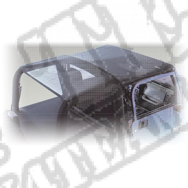 Dach siatkowy typu Roll Bar Top 07-09 Jeep Wrangler JK