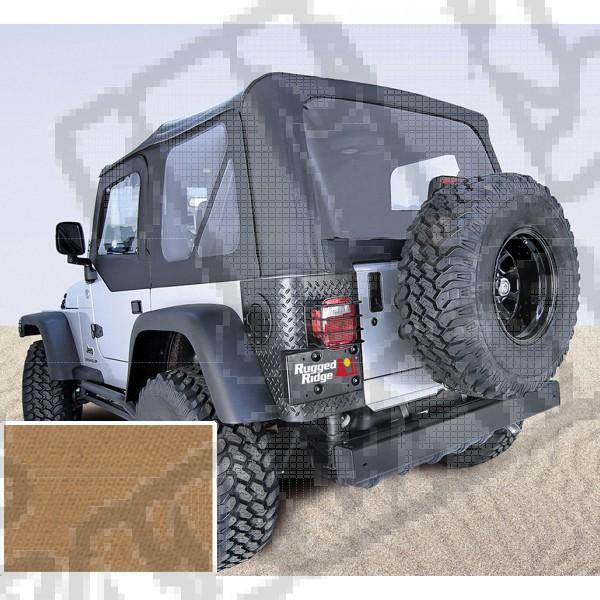 Miękki dach spice 97-02 Jeep Wrangler TJ