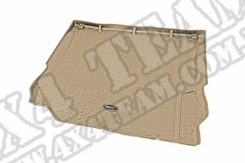 Dywanik bagażnika, jasny brąz (tan),07-10 Jeep Wrangler/Unlimited (JK)