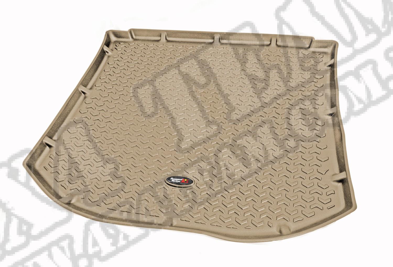 Dywanik bagażnika, jasny brąz (tan), 11-15 Jeep Grand Cherokee (WK)