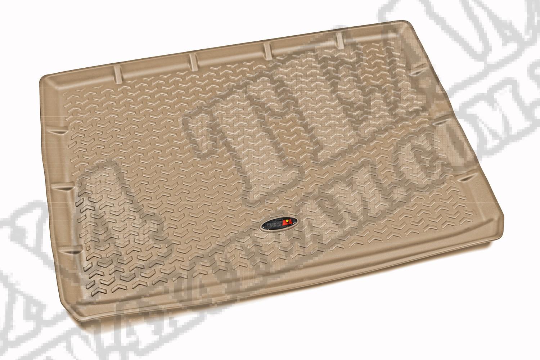 Dywanik bagażnika, jasny brąz (tan), 08-13 Jeep Liberty (KK)