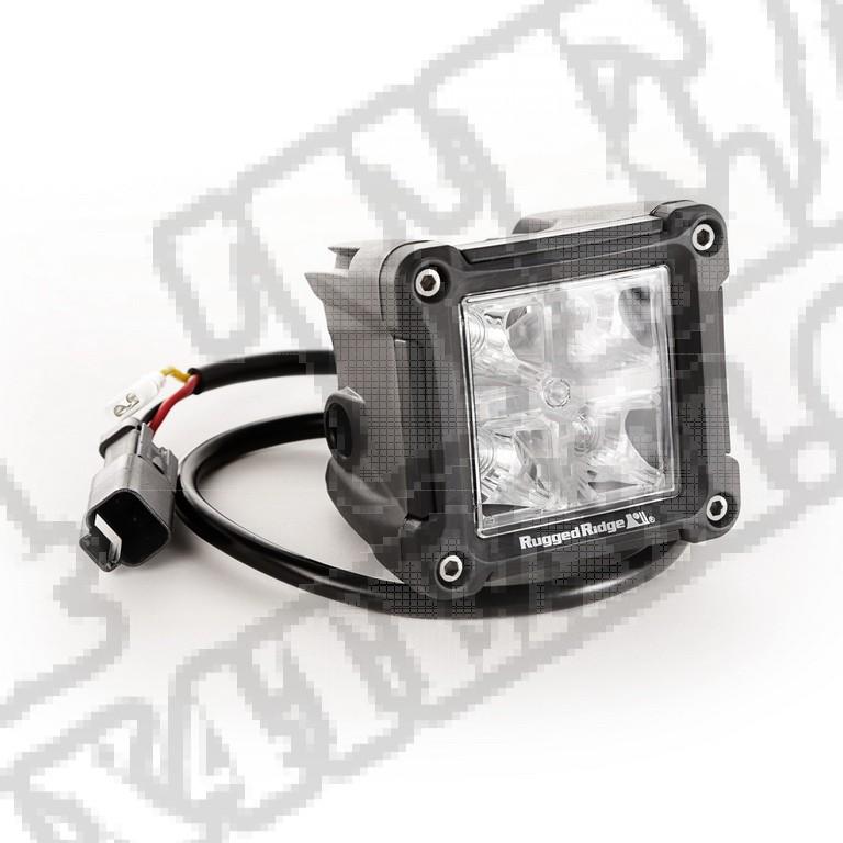 "LED kwadratowy Dual Cube 3"" Hi/Lo Off-Road"