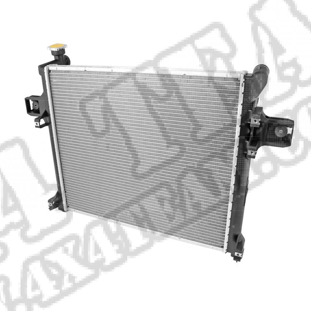 Chłodnica HD, 3.7L & 5.7L, Automat, 11-12 Jeep Grand Cherokee (WK)