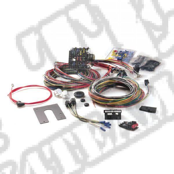 Instalacja elektryczna Painless Wiring 45-74 Willys/Jeep