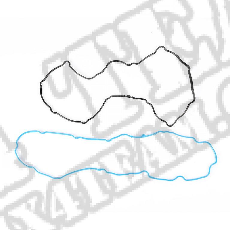 Zestaw uszczelek plastikowych pokryw zaworów; 02-12 Jeep KJ/KK/WK/XK, 3.7L