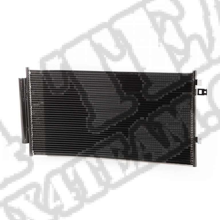 Skraplacz A/C, 1.4L; 15-17 Jeep Renegade BU