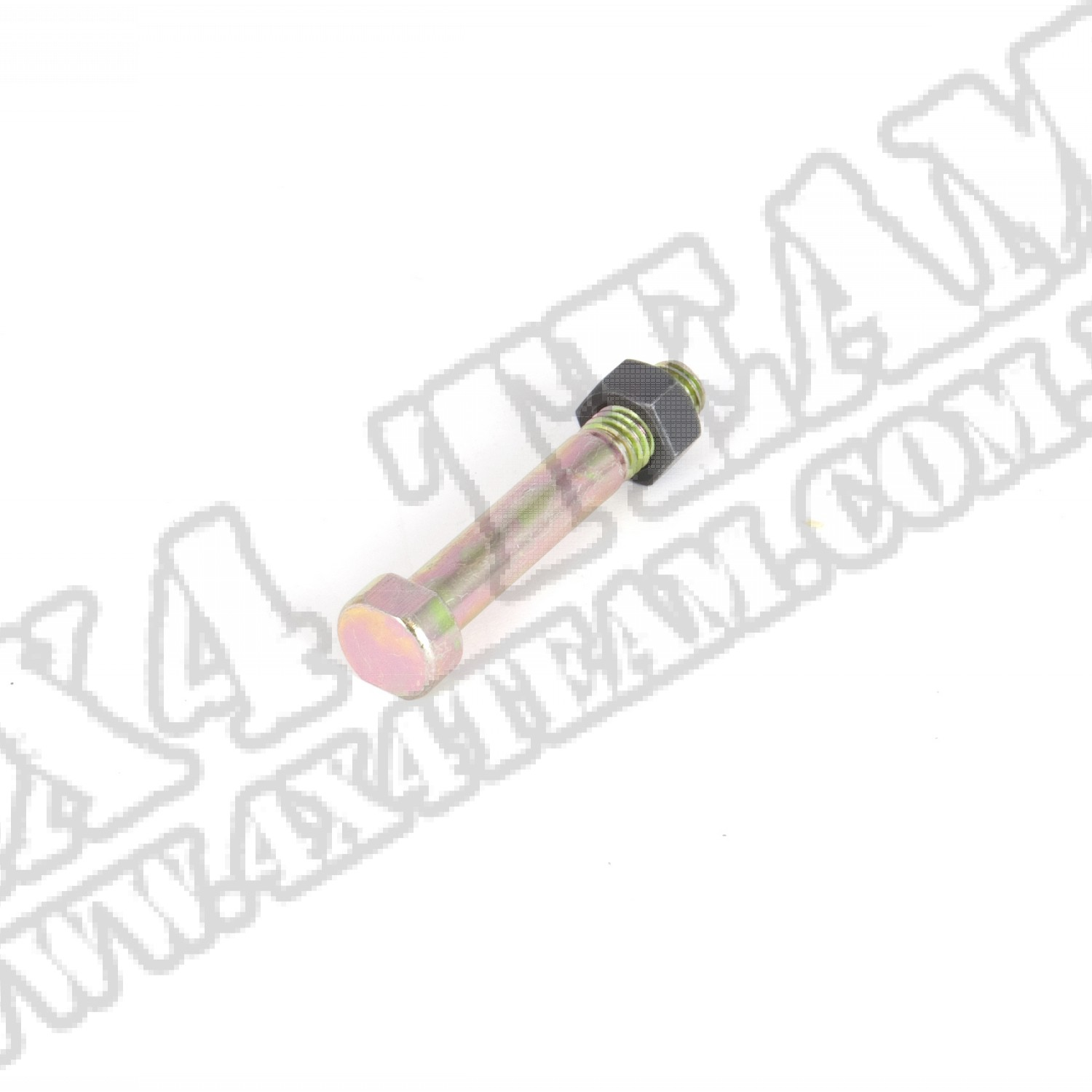Suspension Leaf Spring Center Pin, 2 Inch Long, 5/16 Inch Diameter