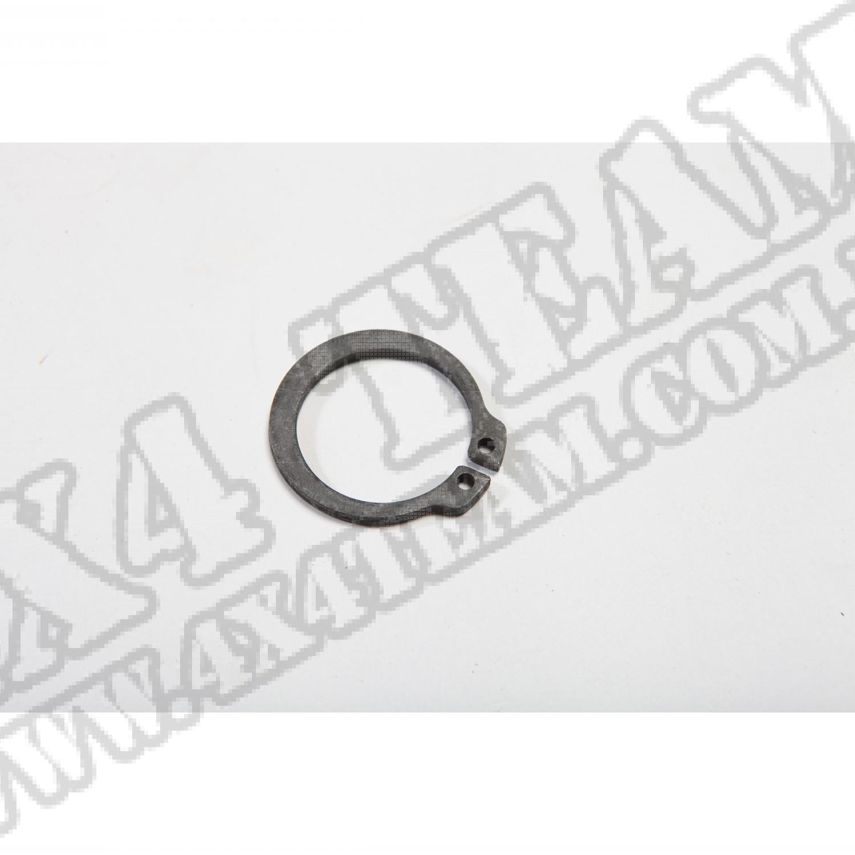 Transfer Case Snap Ring; 80-86 Jeep CJ, for Dana 300