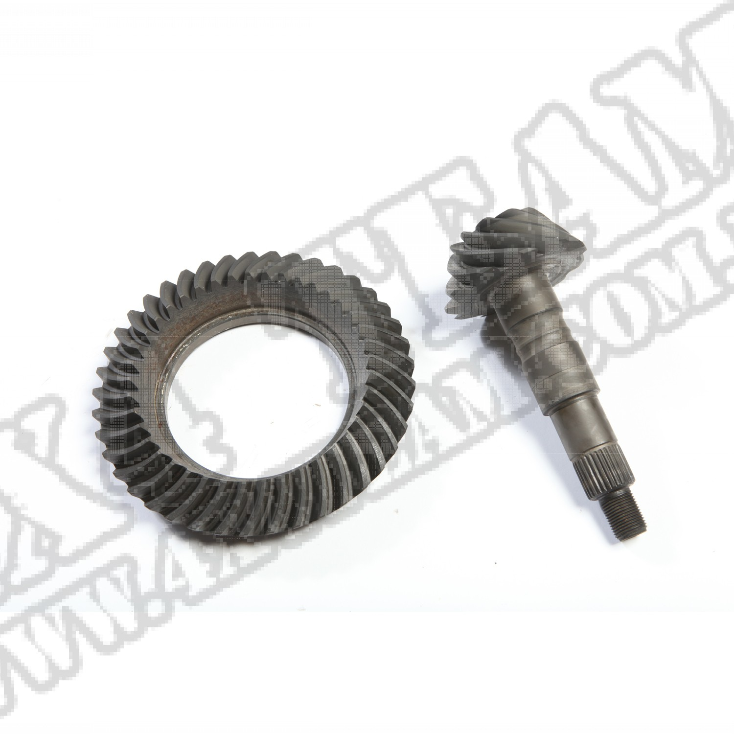 Ring and Pinion, 3.73 Ratio; General