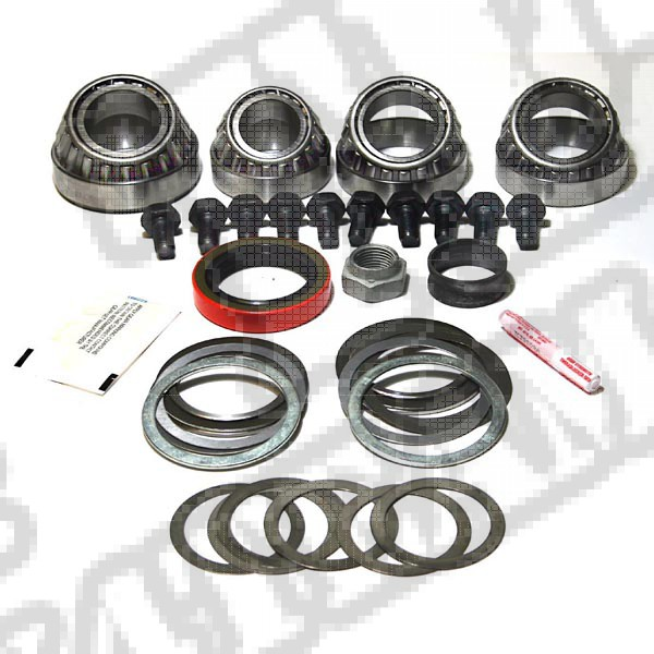 Master Overhaul Kit; 92-14 Ford Truck/SUV, 8.8 Inch Axles