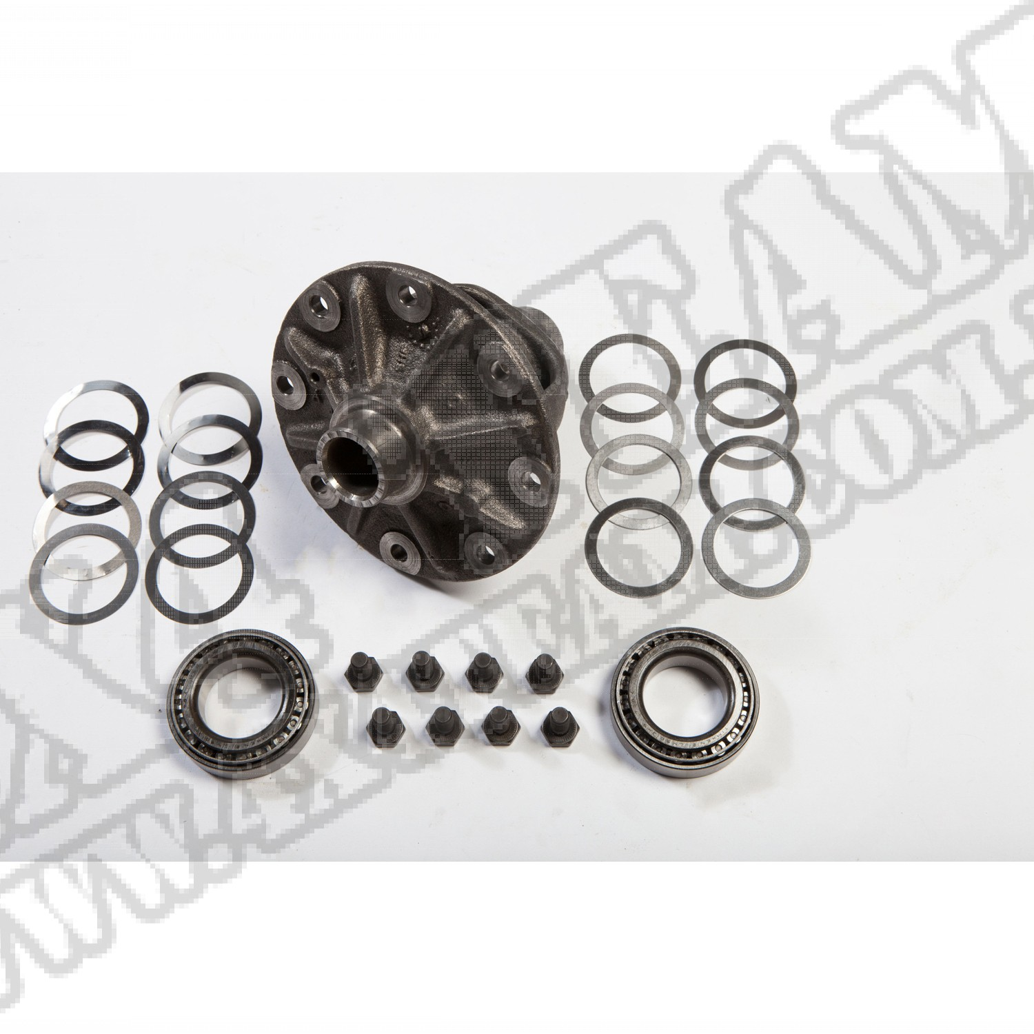 Trac Loc Clutch Pack, For Dana 36