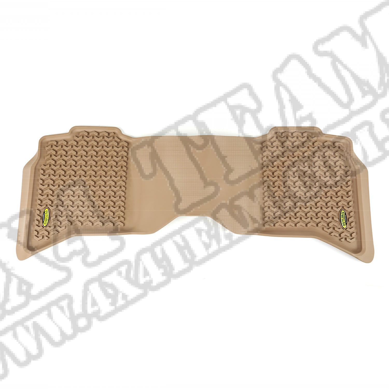 Dywaniki Tył, jasny brąz (tan) ,09-15 Ram 1500-3500 Crew