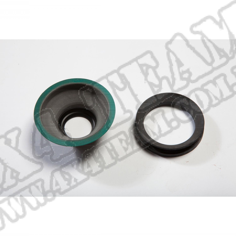 Inner Axle Oil Seal Left; 80-97 D F-Series Pickup