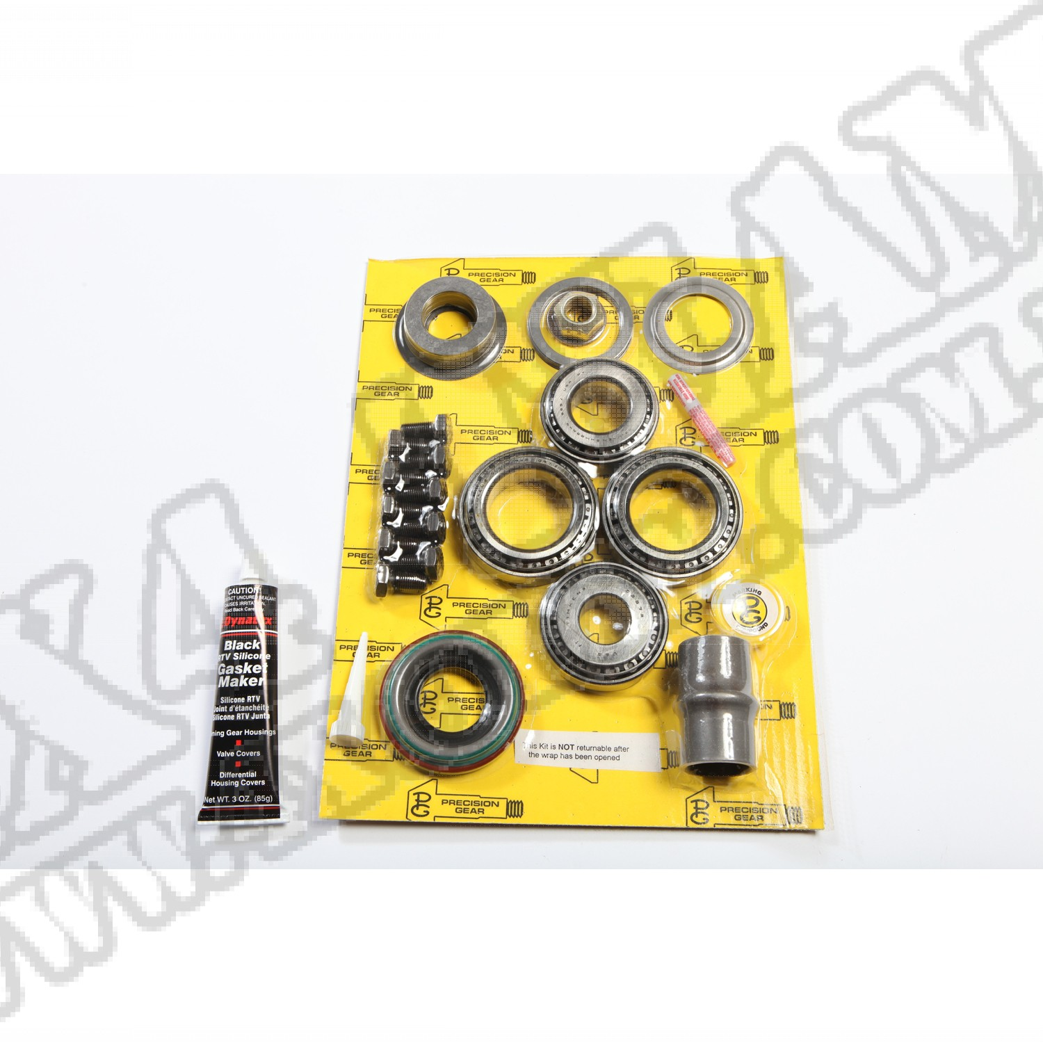 Install Kit, for Dana 50 Front; 2001 and up S/D