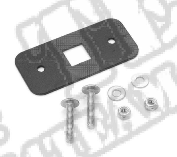 Throttle Cable Bracket, Fiberglass Body, Universal Jeep application