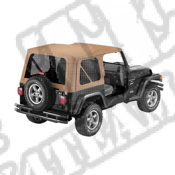 Plandeka Replace-A-Top Spice 97-02 Jeep TJ Wrangler