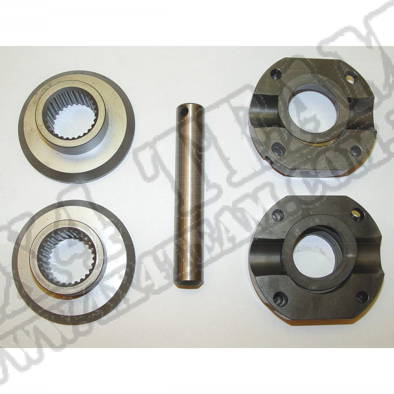 Lock-R tył D35 87-98 W/O Abs