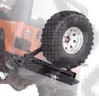 Zderzak tylny Warn 97-06 Jeep TJ Wrangler