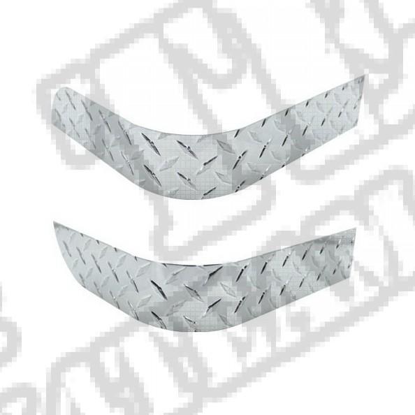 Krótkie naroża CJ7 Aluminium