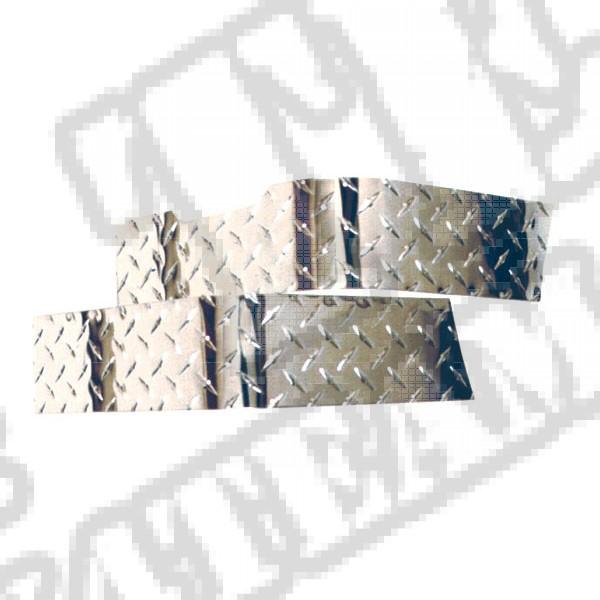 Krótkie naroża YJ Aluminium
