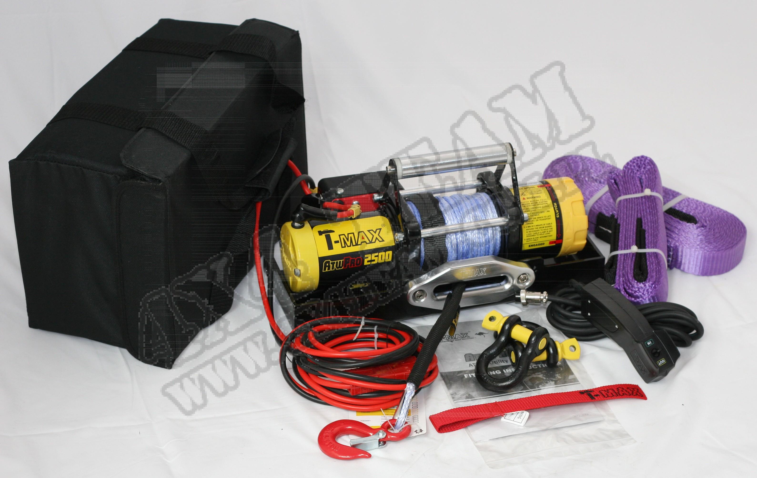 Przenośna - ATW PRO Snow Winch 2500/12V