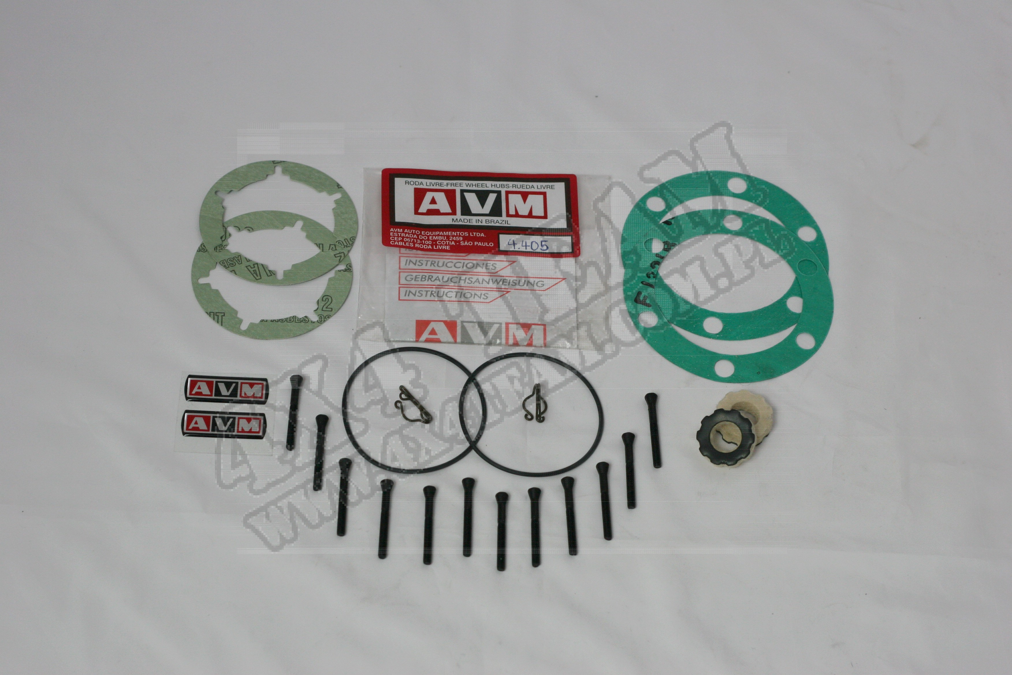 Zestaw serwisowy AVM 4.405
