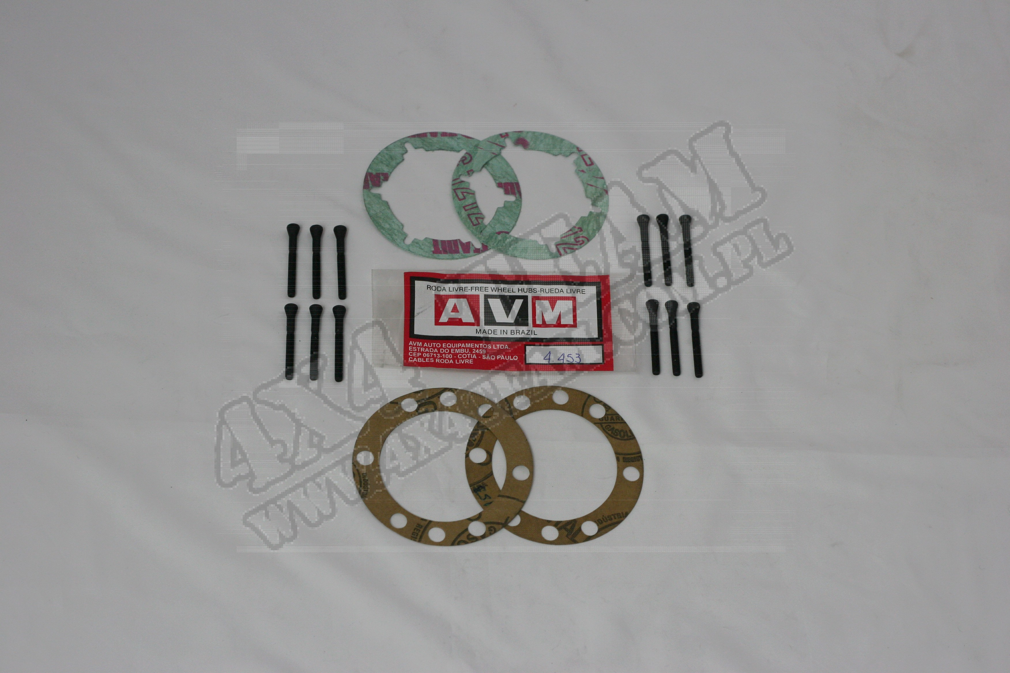 Zestaw serwisowy AVM 4.453
