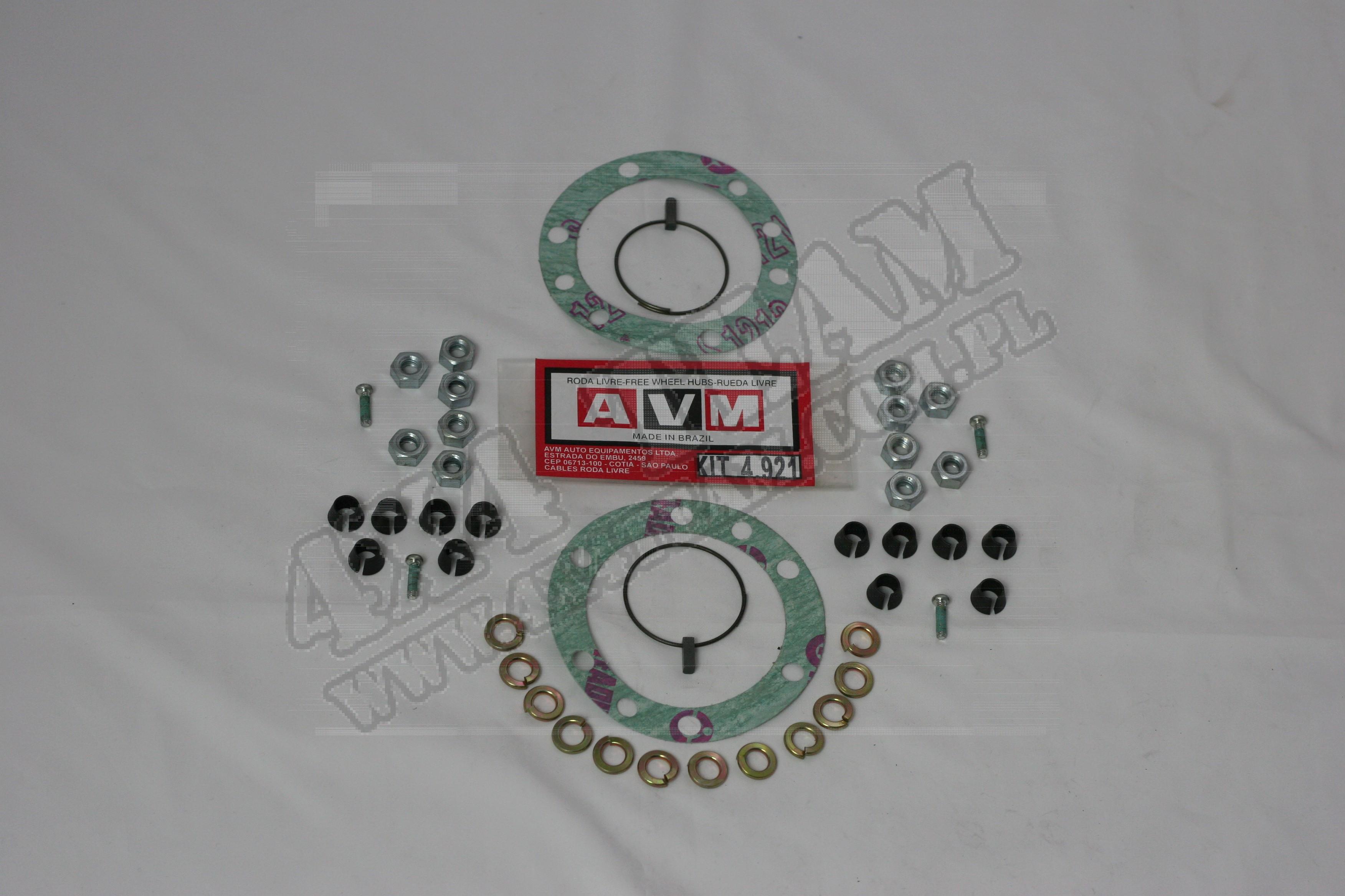 Zestaw serwisowy AVM 4.921