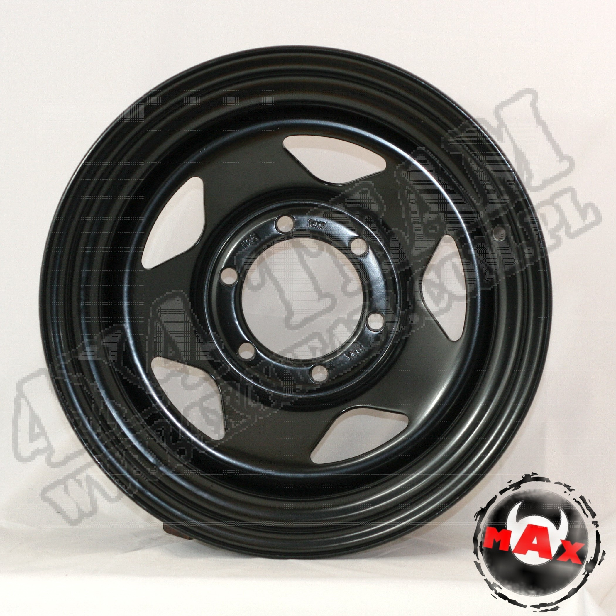 16X8  ET -25 SW-05 6/139,7 czarna