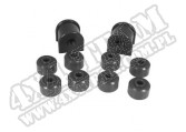 Suspension Stabilizer Bar Bushing Kit, Rear, 5/8 Inch; 93-98 Jeep ZJ