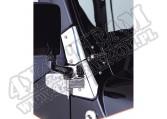 Mocowania lusterek, stal nierdzewna, 97-06 Jeep Wrangler