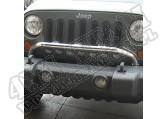 Poprzeczka na reflektory (zderzak) 07-15 Jeep Wrangler (JK)